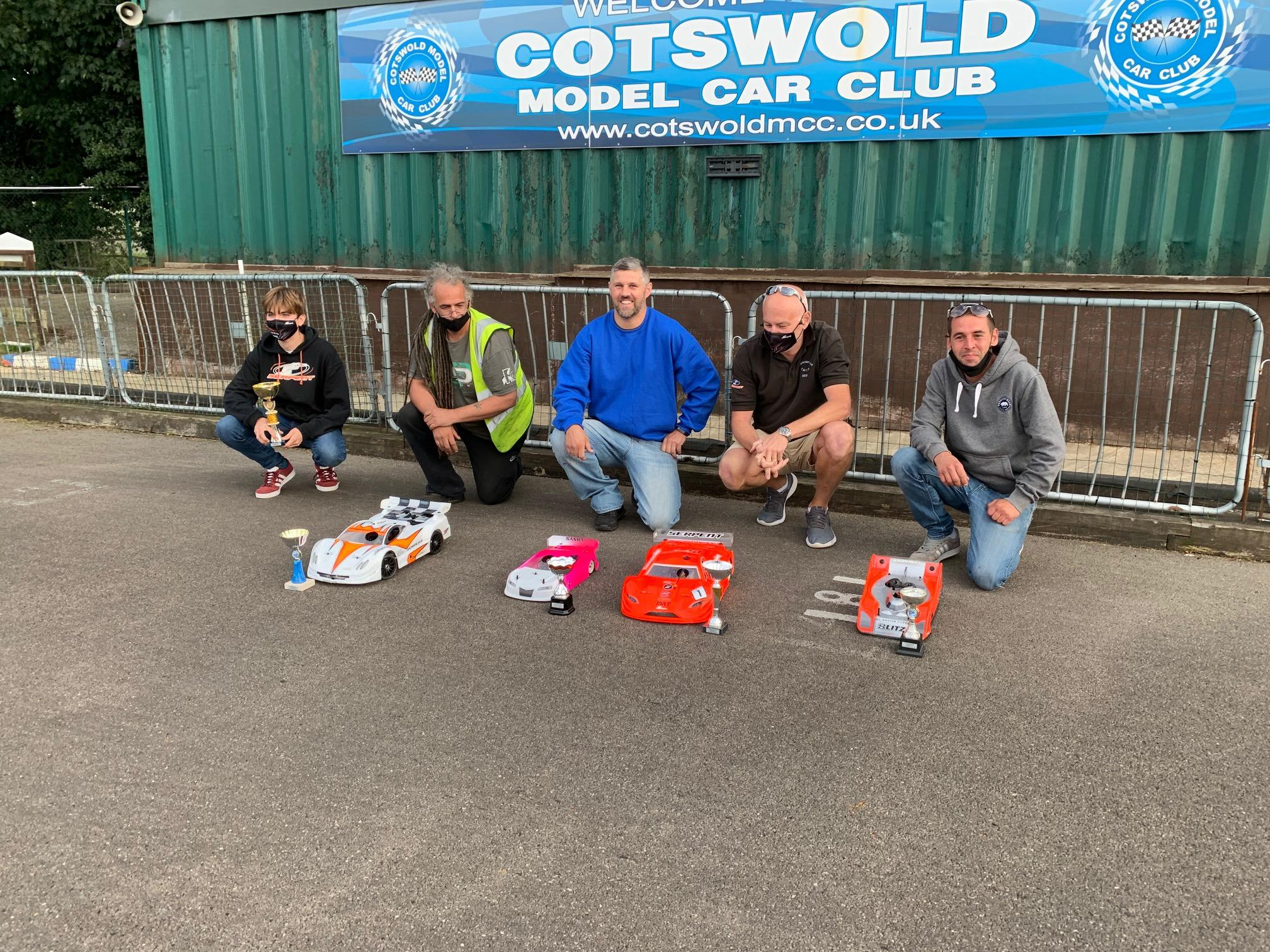 Cotswold 16 Colchester Racers